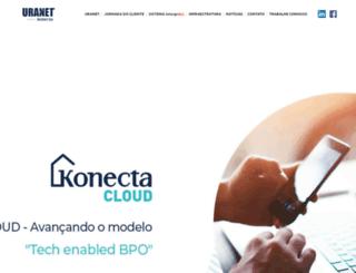 uranet.com.br screenshot