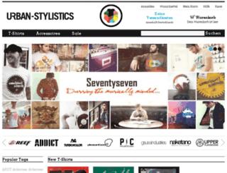 urban-stylistics.com screenshot