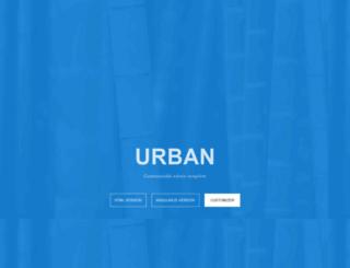urban.nyasha.me screenshot