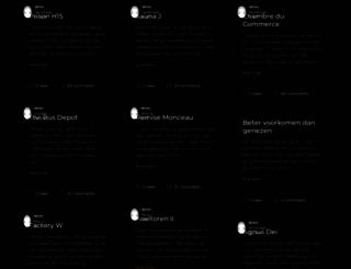 urbanexploration.be screenshot