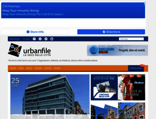 urbanfile.org screenshot