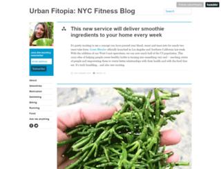 urbanfitopia.com screenshot