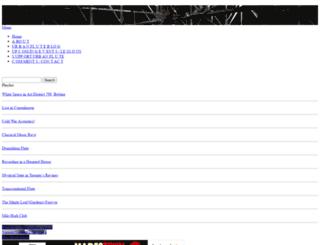 urbanfluteproject.com screenshot