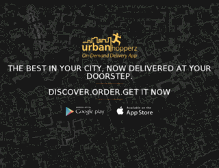 urbanhopperz.com screenshot