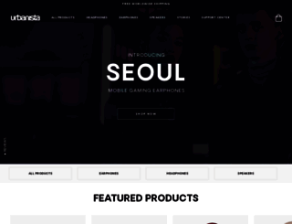 urbanista.com screenshot