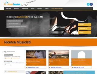 urbanjamsession.com screenshot