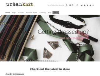 urbanknit.com screenshot