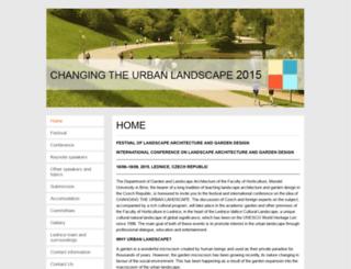 urbanlandscapeen.doodlekit.com screenshot
