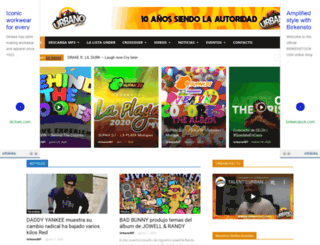 urbano507.com screenshot