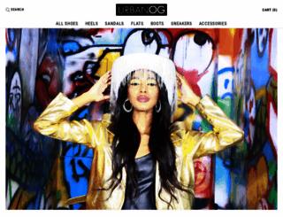 urbanog.com screenshot