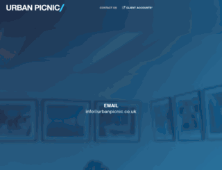 urbanpicnic.co.uk screenshot
