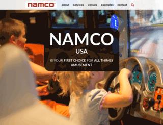 urbanreign.namco.com screenshot