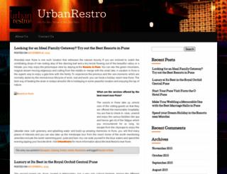 urbanrestroonline.wordpress.com screenshot