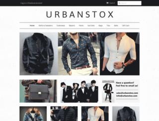 urbanstox.com screenshot