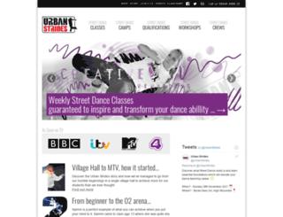 urbanstrides.com screenshot