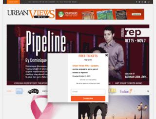 urbanviewsweekly.com screenshot