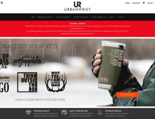 urbanwrist.com screenshot