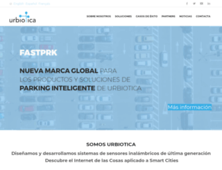 urbiotica.com screenshot