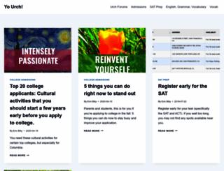 urch.com screenshot