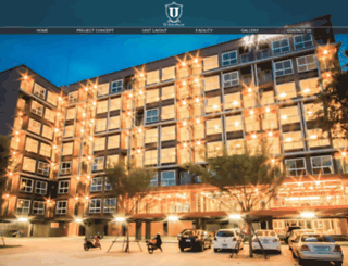 uresidence.co.th screenshot