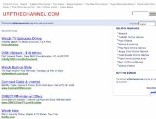 urfthechannel.com screenshot