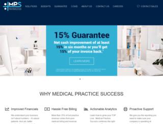 urgentcaresuccess.com screenshot