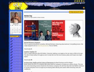 urizone.net screenshot