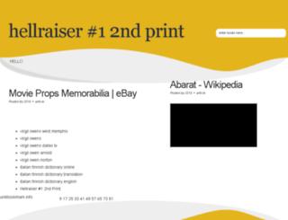 url4bookmark.info screenshot