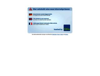 urlaubig.com screenshot