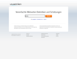 urlm.de screenshot
