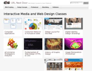 urlnextdoor.com screenshot