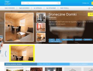 urlopnadmorzem.com screenshot