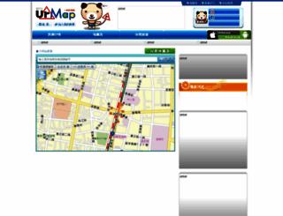 urmap.com screenshot