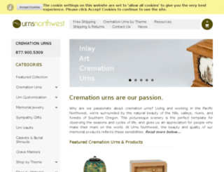 urnsnw.com screenshot