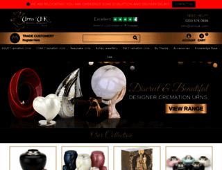 urnsuk.com screenshot