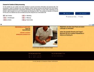 urologie-duelmen-uellendahl.de screenshot