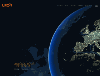 urooj.net screenshot