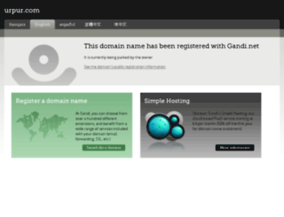 urpur.com screenshot