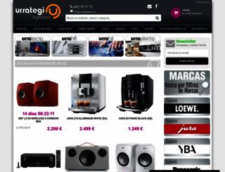 urrategidigital.com screenshot