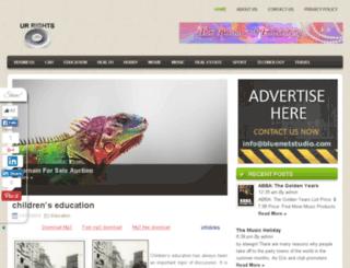 urrights.com screenshot