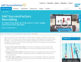 urs-jobs.com screenshot