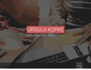 ursulakopke.com.br screenshot