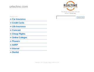 urtechno.com screenshot