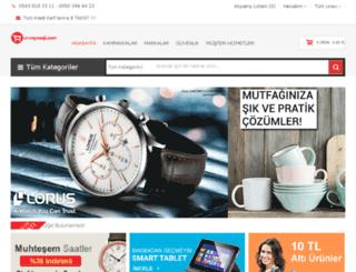 urunpasaji.com screenshot