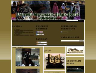 urusetialandas.blogspot.com screenshot