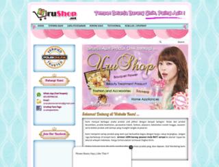 urushop.net screenshot