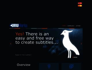 urusoft.net screenshot