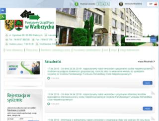 urzadpracy.pl screenshot