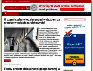 urzadskarbowy24.pl screenshot