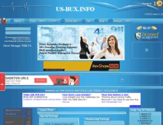 us-bux.info screenshot